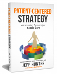 Patient-Centered Strategy Book Cover